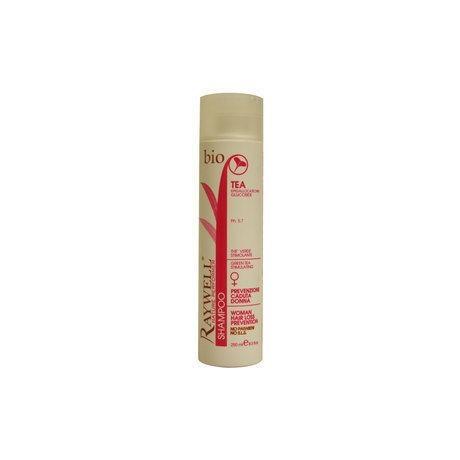 Raywell Shampoo prevenzione caduta donna bio 250 ml