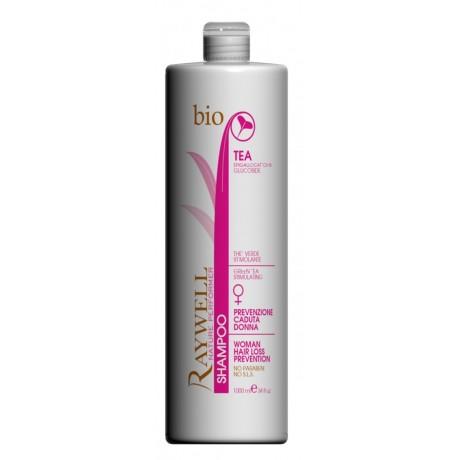 Raywell Shampoo prevenzione caduta donna bio 1000 ml