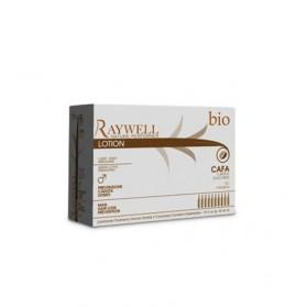 Raywell Lozione prevenzione caduta uomo bio 10 fiale da 10 ml