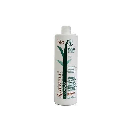Raywell Shampoo equilibrante cute grassa capelli secchi bio 1000 ml
