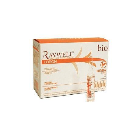 Raywell Lozione ristrutturante bio 10 fiale da 10 ml