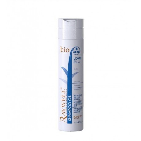 Raywell Restitutivo per cute sensibile bio 250 ml
