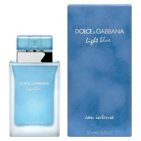 Dolce & Gabbana Light Blue intense 50 ml
