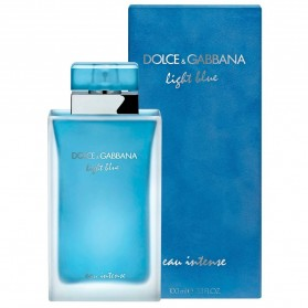 Dolce & Gabbana Light Blue intense 100 ml