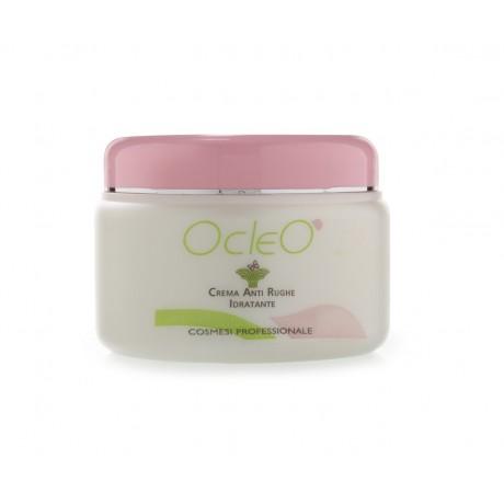 Ocleò Crema Antirughe Idratante 500 ml