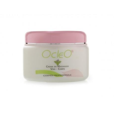 Ocleò Crema da Massaggio Viso-Corpo 500 ml