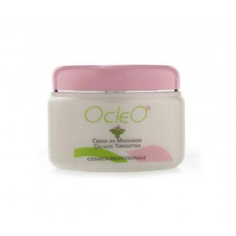 Ocleò Crema da Massaggio Cellulite-Termoattiva 500 ml