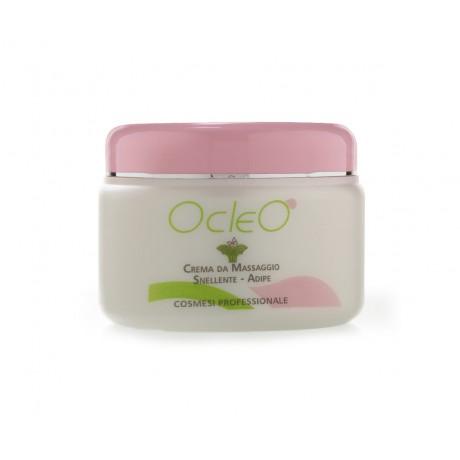 Ocleò Crema da Massaggio Snellente-Adipe 500 ml