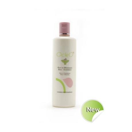 Ocleò Olio da Massaggio Base-Eudermico 500 ml
