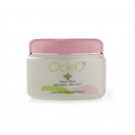Ocleò Crema Mani Idratante-Anti Età 500 ml