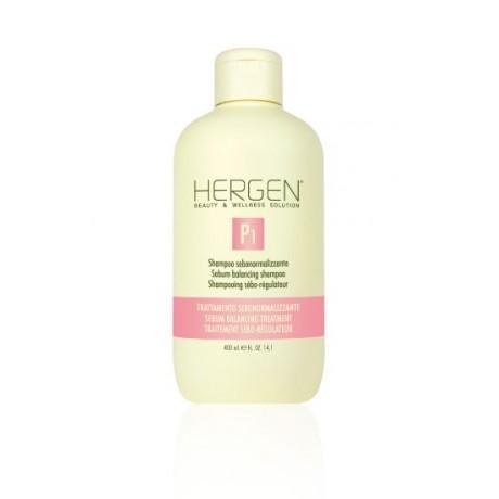 Hergen P1 Shampoo sebonormalizzante 400 ml