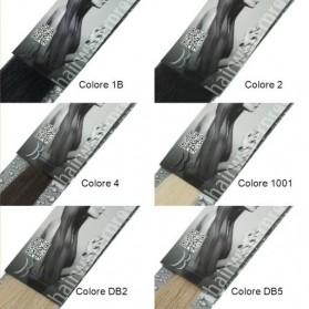 Dibiase Hair Keratin Extension 50cm confezione 20 ciocche naturali