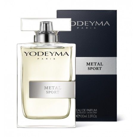 Yodeyma  Metal sport 100 ml eau de parfum
