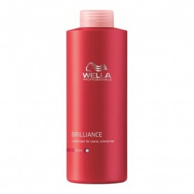 Wella Brilliance Conditioner 1L