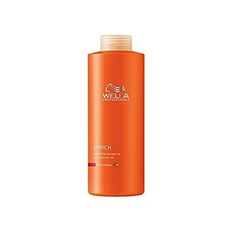 Wella Enrich Shampoo Volumizzante 1L