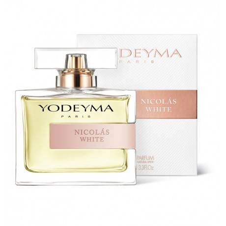 Yodeyma  Nicolas white 100 ml eau de parfum