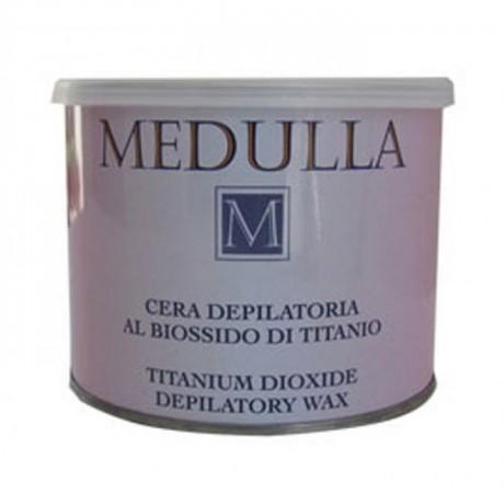 Medulla Cera Depilatoria al Biossido di Titanio 400ml