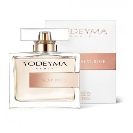 Yodeyma  Sexy Rose 100 ml eau de parfum