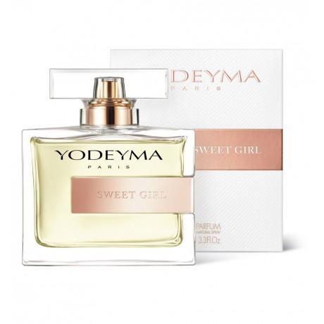 Yodeyma  Sweet girl 100 ml eau de parfum