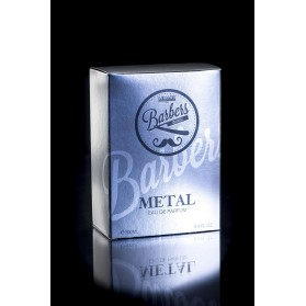 Barbers Eau de Parfum Metal 100 ml
