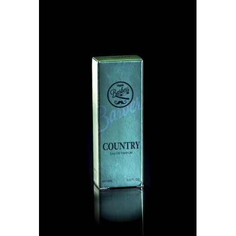 Barbers Eau de Parfum Country Pocket 15 ml