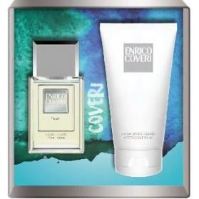 Enrico Coveri l'eau eau de toilette 50ml & after-shave balm 150ml
