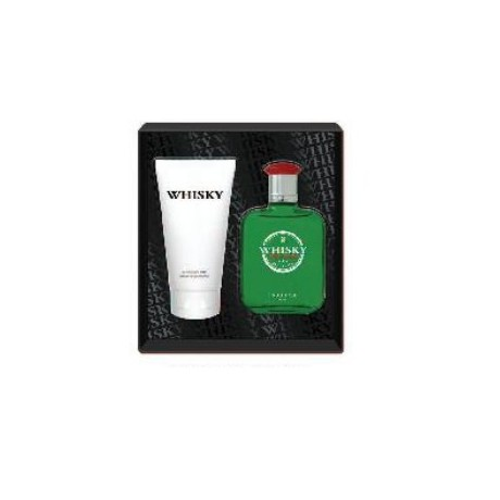 Whisky origin eau de toilette 100ml & after-shave balm 150ml