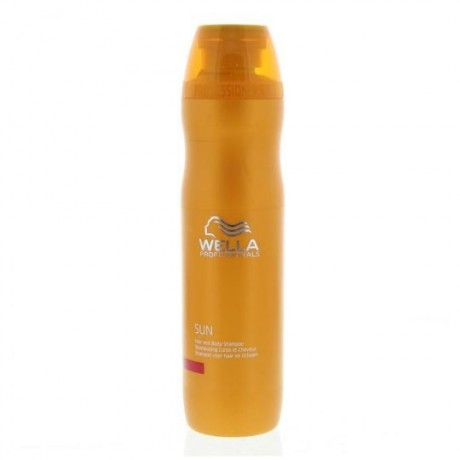 Wella Professional Sun 250ml. Shampoo