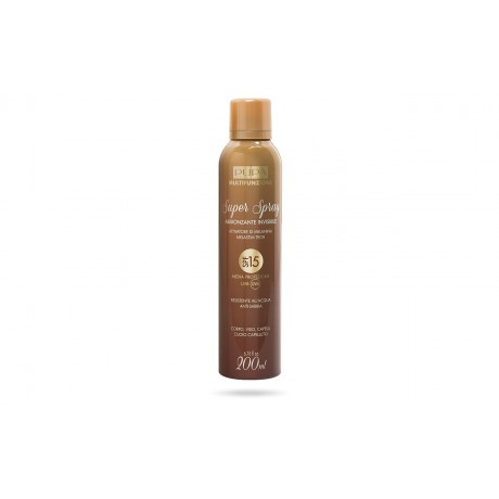 Pupa Super Spray Abbronzante Invisibile spf 15