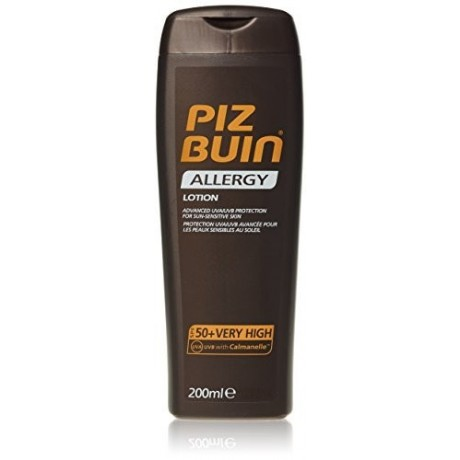 Piz Bun Allergy Lotion spf 50+Very High