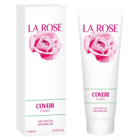Coveri la rose shower gel 400ml