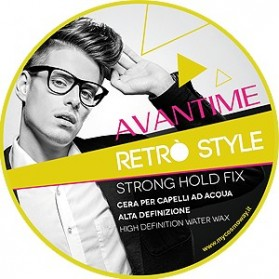 Retrò style strong hold fix 100ml