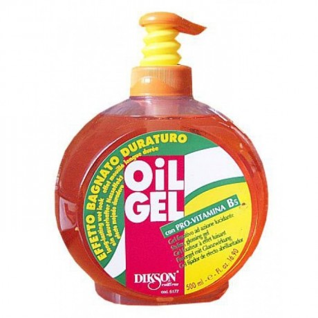 Oil gel con provitamina B5 500ml