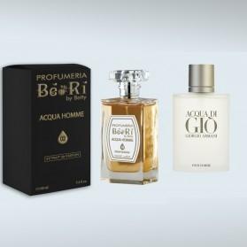 Profumo BèRì Acqua Homme Uomo 100 ml Ispirato ad Acqua di Giò di Giorgio Armani