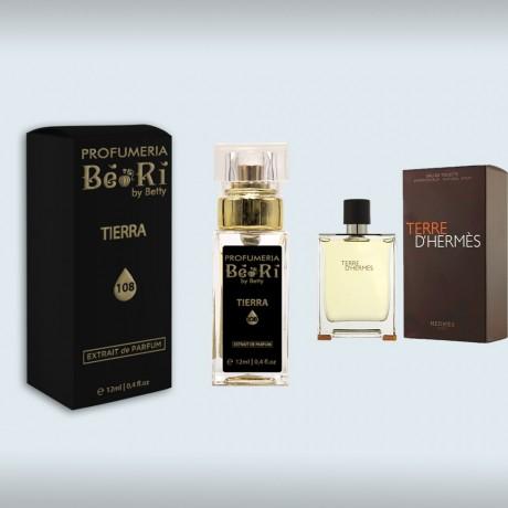 Profumo BèRì Tierra Uomo 12 ml Ispirato a Terre d'Hermes