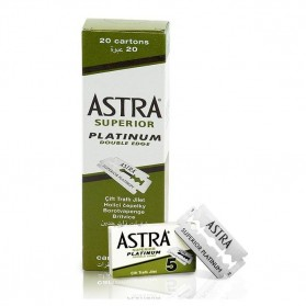 Astra superior platinum 100 lame