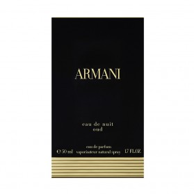 Armani eau de nuit oud 50 ml edp