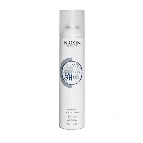 Nioxin Lacca Strong Hold 400 ml.