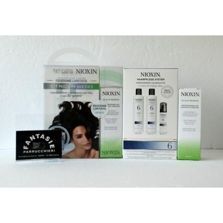 Nioxin Kit Haarpflege System 6