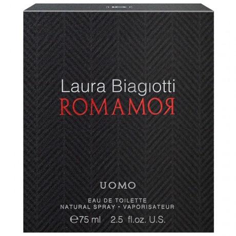 Laura Biagiotti Romamor 75 ml edt