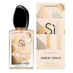 Giorgio Armani Si' edp 50 ml. Nacre Edition