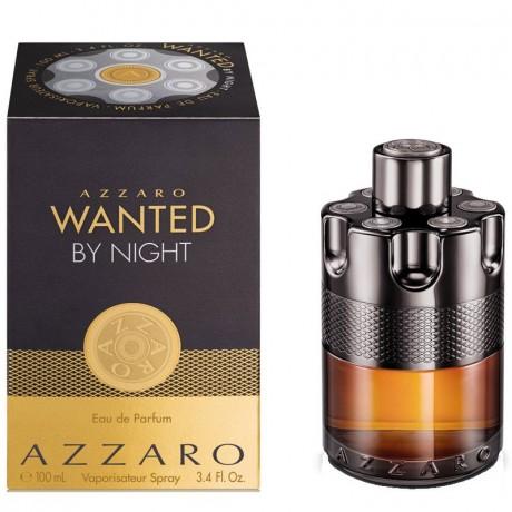 Wanted by night Azzaro 100 ml edp