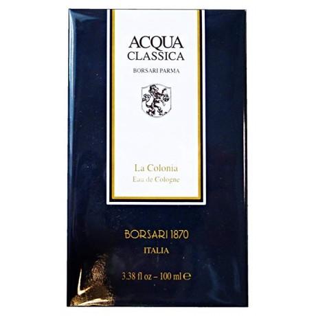 Acqua Classica Borsari 100 ml. edc
