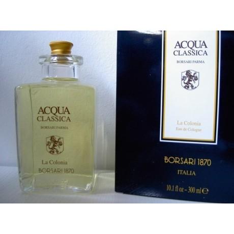 Acqua Classica Borsari 300 ml. edc