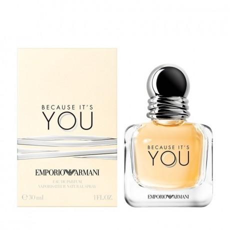 Armani Because it's you 30 ml eau de parfum