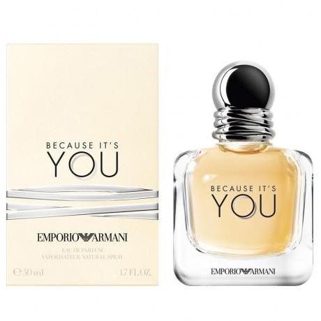 Armani Because it's you 50 ml eau de parfum