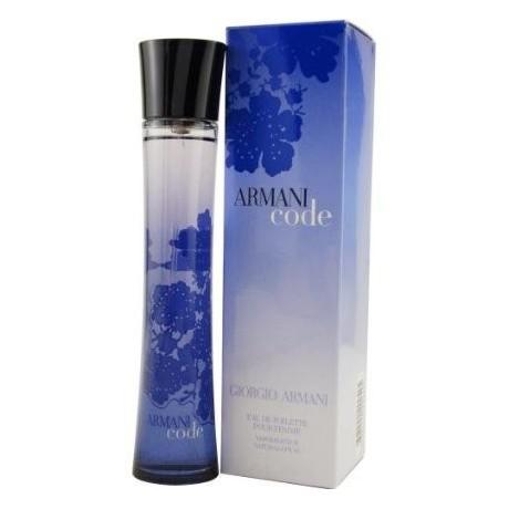Armani Code 75 ml eau de toilette