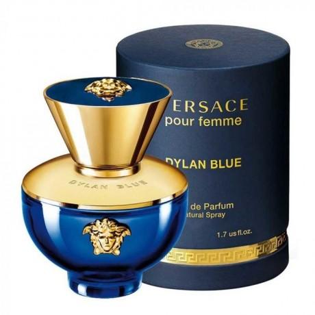 Versace Dylan Blue pour femme 100 ml eau de parfum
