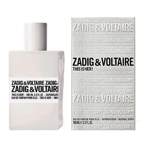 Zadig & Voltaire This is Her! 100 ml eau de parfum