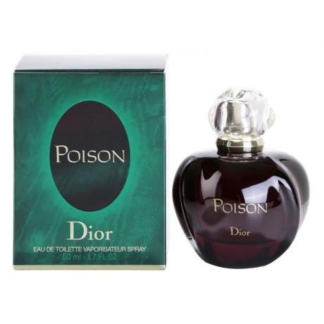 Poison Dior 50 ml eau de toilette